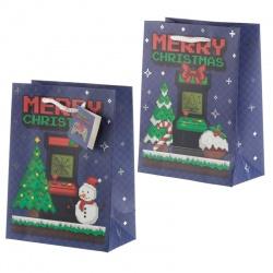Sac Cadeau de Noël Game Over