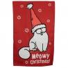 Torchon de Cuisine Le Noël de Simon's Cat
