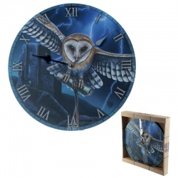 Horloge Lisa Parker - Chouette