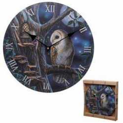 Horloge Lisa Parker -Dragon & Licorne