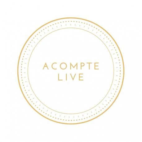 ACOMPTE LIVE