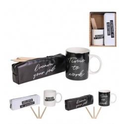 Coffret Mug + Trousse